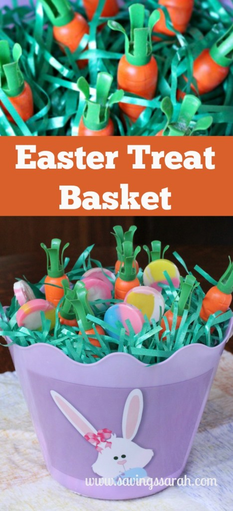 How to Make Awesome Easter Treat Basket