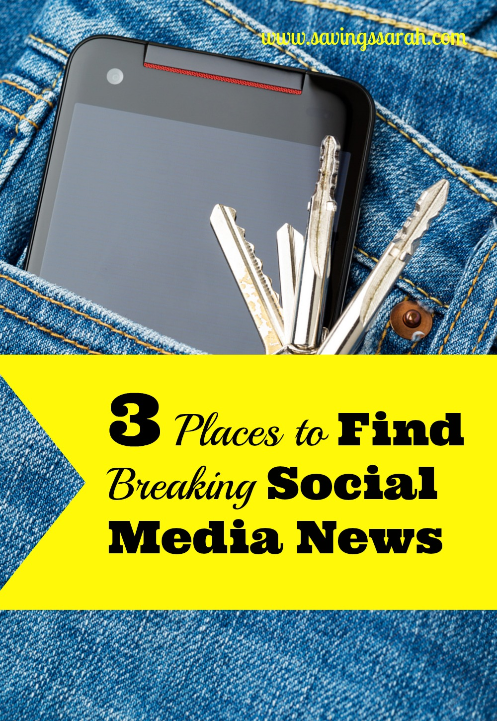 3 Places to Find Breaking Social Media News