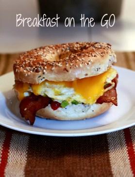 Delicious Breaky Sandwich