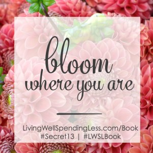 Living Well, Spending Less Book Quote