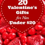 20 Valentine's Gifts for Him Under $20