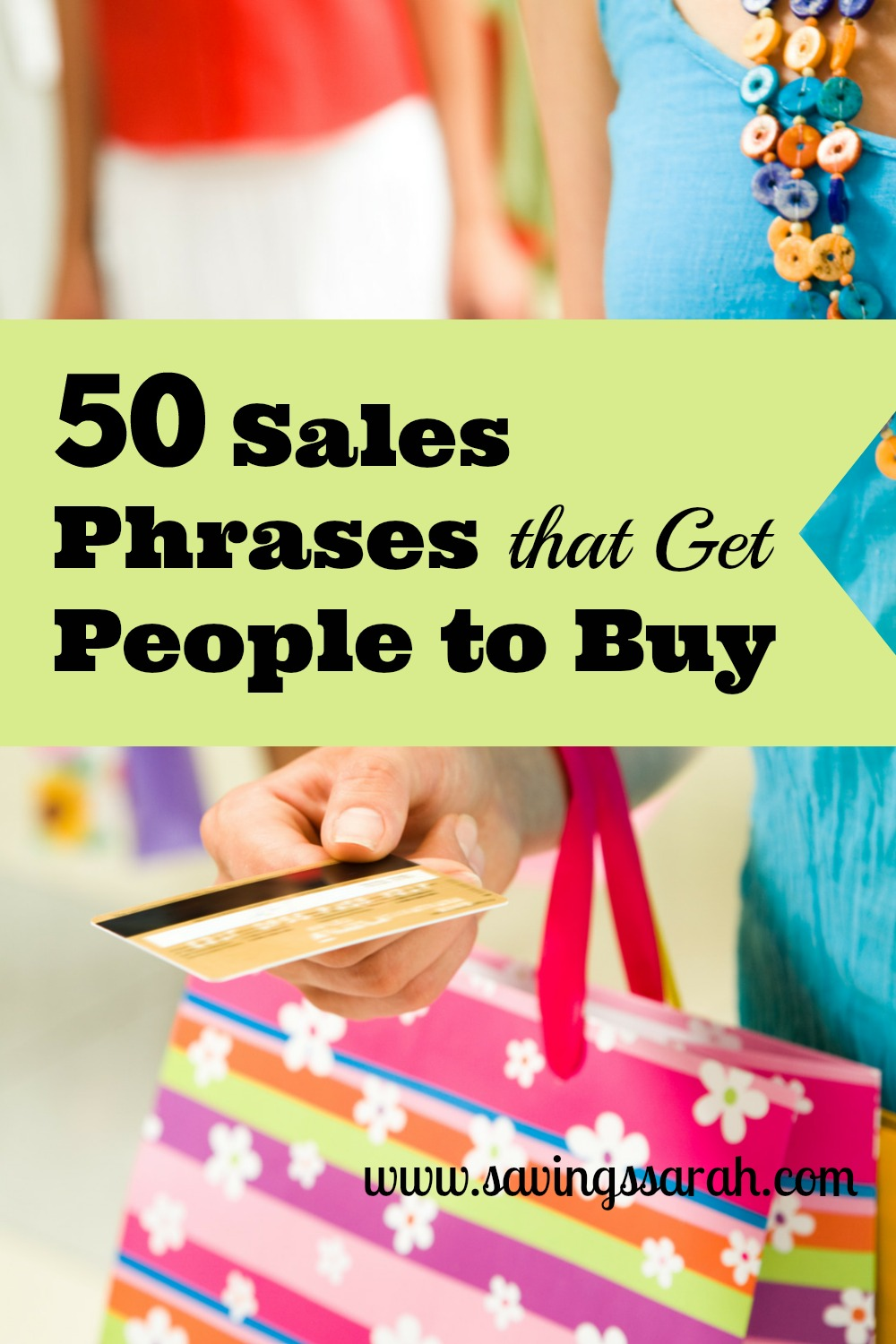 50 Sales Phrases That Get People to Buy