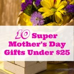 10 Super Mother's Day Gifts Under $25