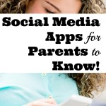 Social Media Apps for Parents to Know