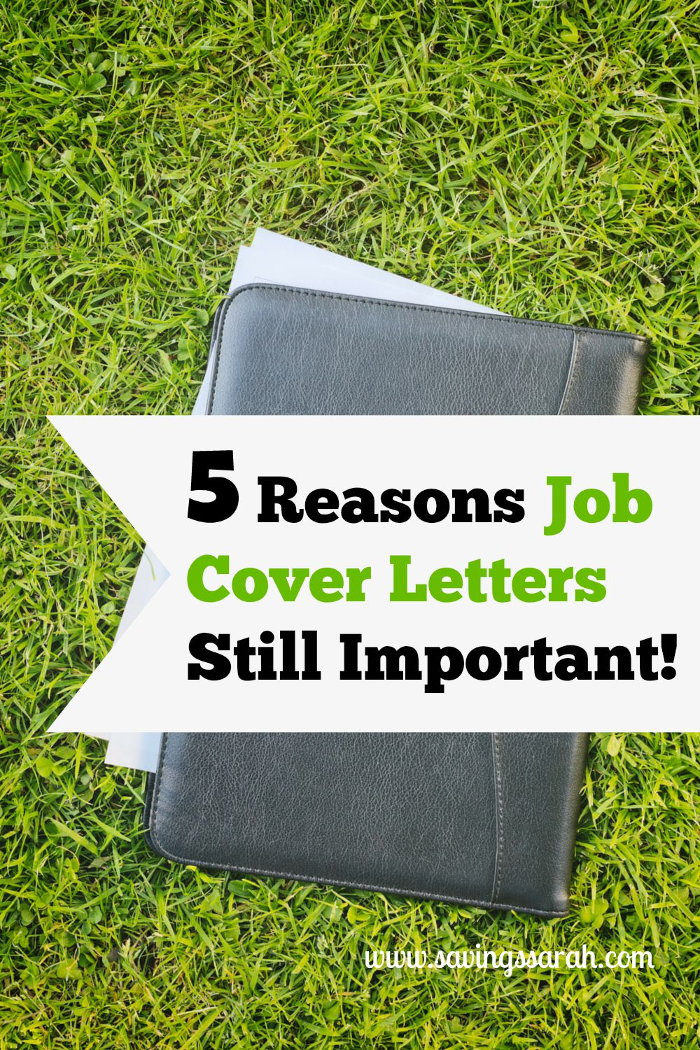 5 Reasons Job Cover Letters Still Important!