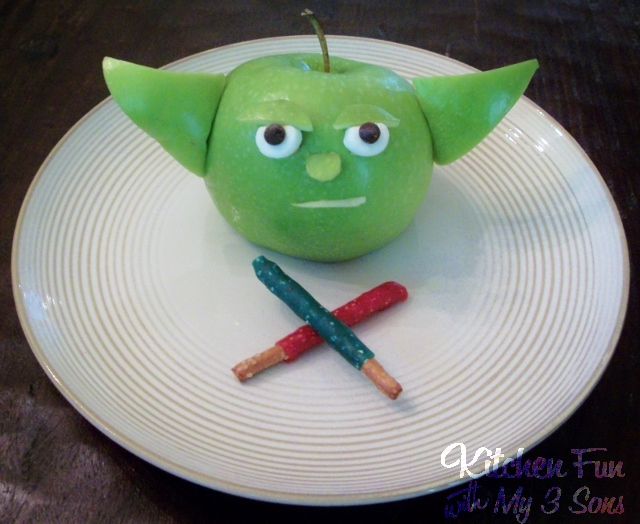 Yodalicious Apple Snack