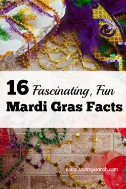 16 Fascinating, Fun Mardi Gras Facts