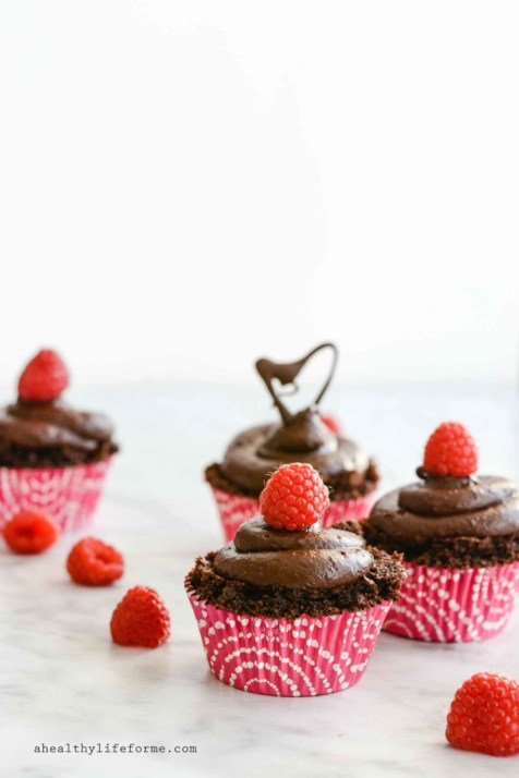 Paleo Death by Chocolate Cupcakes