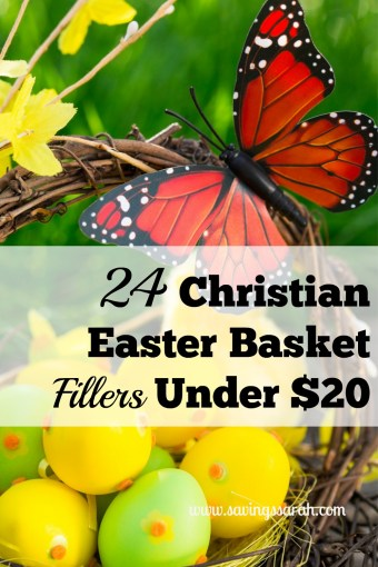 24 Christian Easter Basket Fillers Under $20