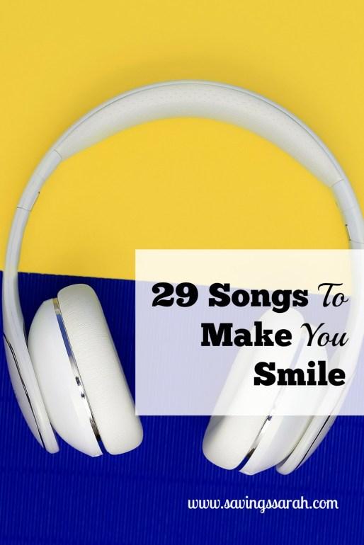 29 Songs to Make You Smile
