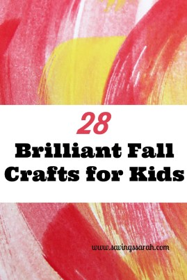 28 Brilliant Fall Crafts for Kids