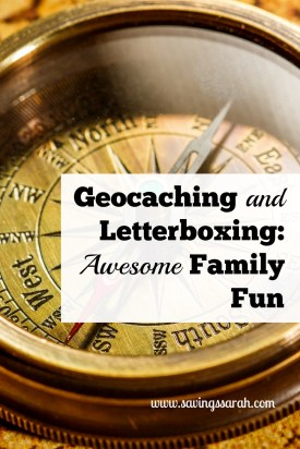 Geocaching and Letterboxing Awesome Family Fun