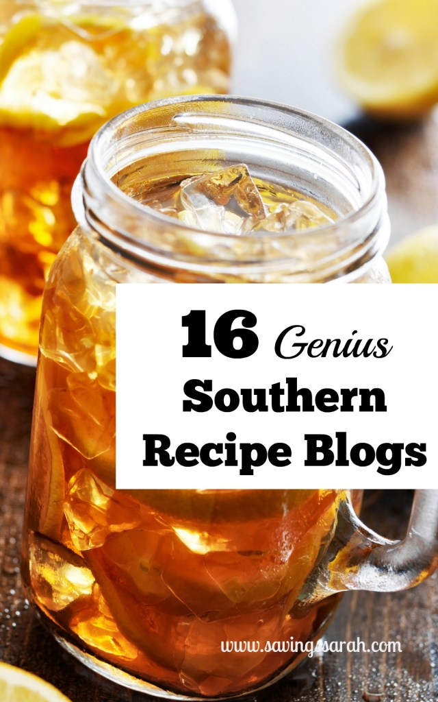 16 Genius Southern Recipe Blogs