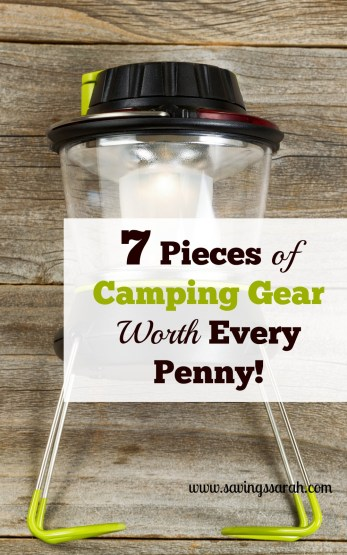 7 Pieces of Camping Gear Worth Every Penny!