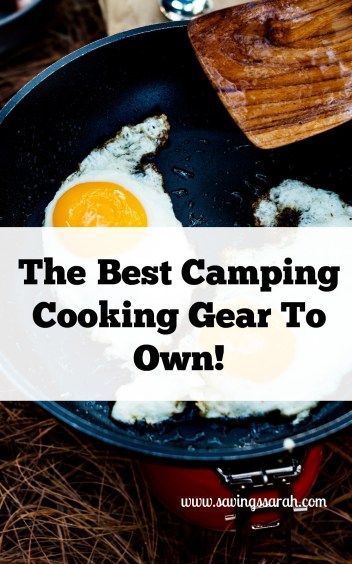 Best Camping Cooking Gear To Own