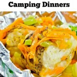 21 Inexpensive Foil Packet Camping Dinner Ideas