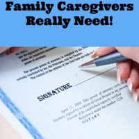 Legal Documents Family Caregivers Need To Gather