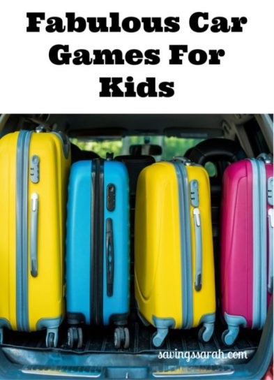 Fabulous Car Games For Kids Today