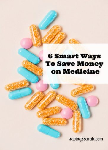 6 Awesome Ways to Save Money on Your Medication