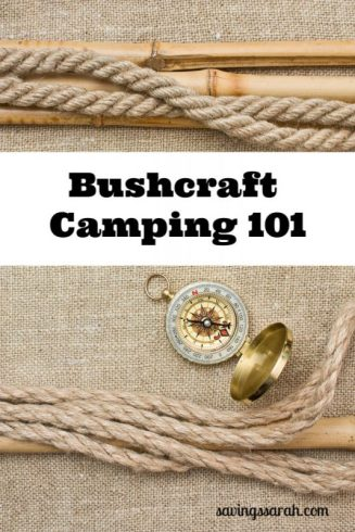 Bushcraft Camping 101