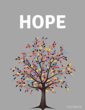Wall Art-Hope