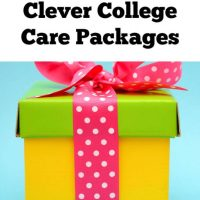 Clever College Care Packages