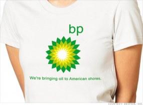 BP Oill Spill Shirt