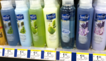 Hot 1 1 Suave Product Coupon Free Shampoo Conditioner At Walmart More Saving With Candy