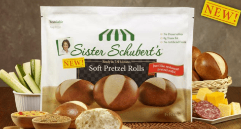 Rare 1 1 Any Sister Schubert S Product Coupon Dinner Yeast