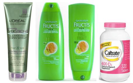 graphic relating to Garnier Fructis Printable Coupon identified as Fresh Pink Plum Printable Discount codes \u003d Garnier Fructis Hair