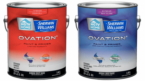 Lowe's: Buy 1 Get 1 FREE HGTV HOME by Sherwin Williams