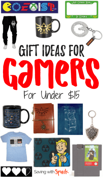 Best Gifts for Gamers (Especially Zelda Lovers) Under $15 - Saving ...