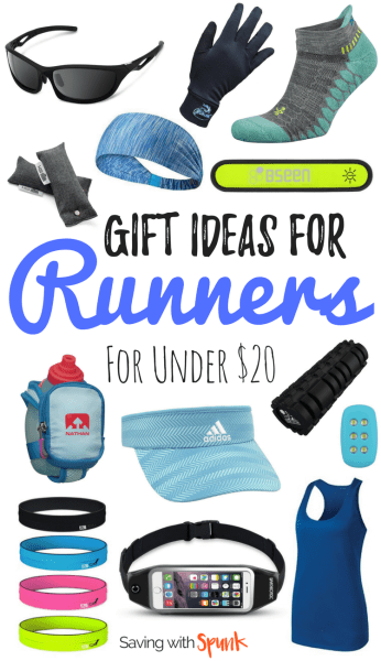 Best gifts for runners of all levels for under 20 saving with spunk these are great gifts for runners saving this one for the holidays negle Choice Image