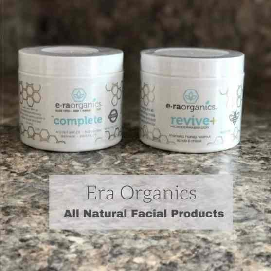 Era Organics- All Natural Facial Products