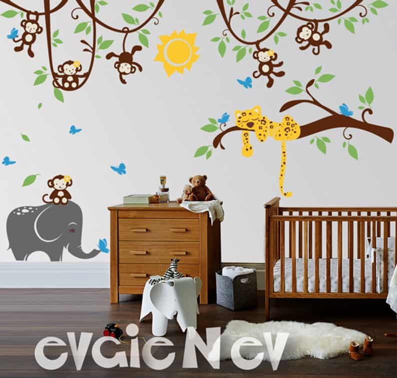 Wall Decals From EvgieNev Giveaway