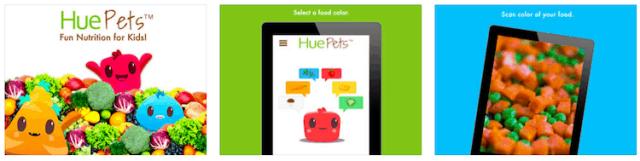 HuePets app images