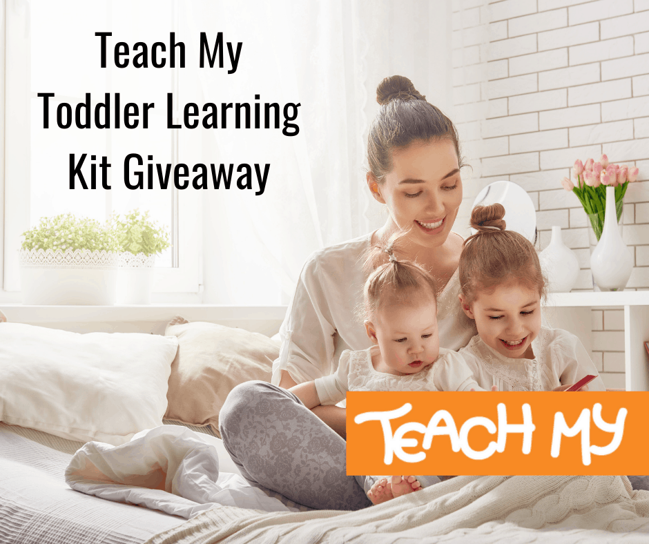 Teach My Toddler Learning Kit Giveaway