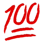 Smiley 100 - Snapchat