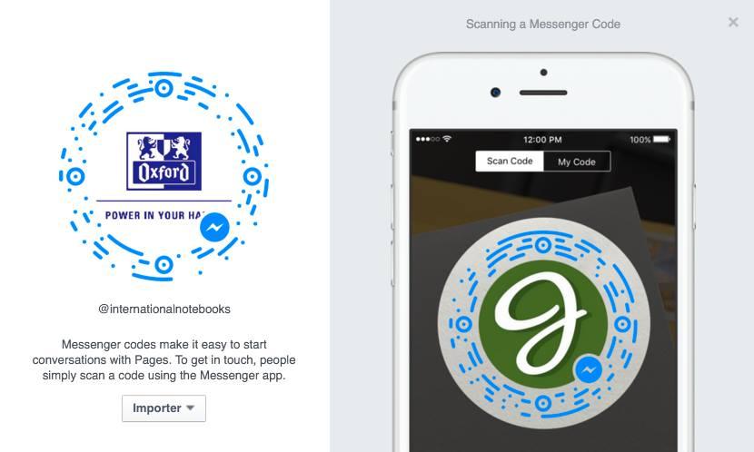 facebook-messenger-code