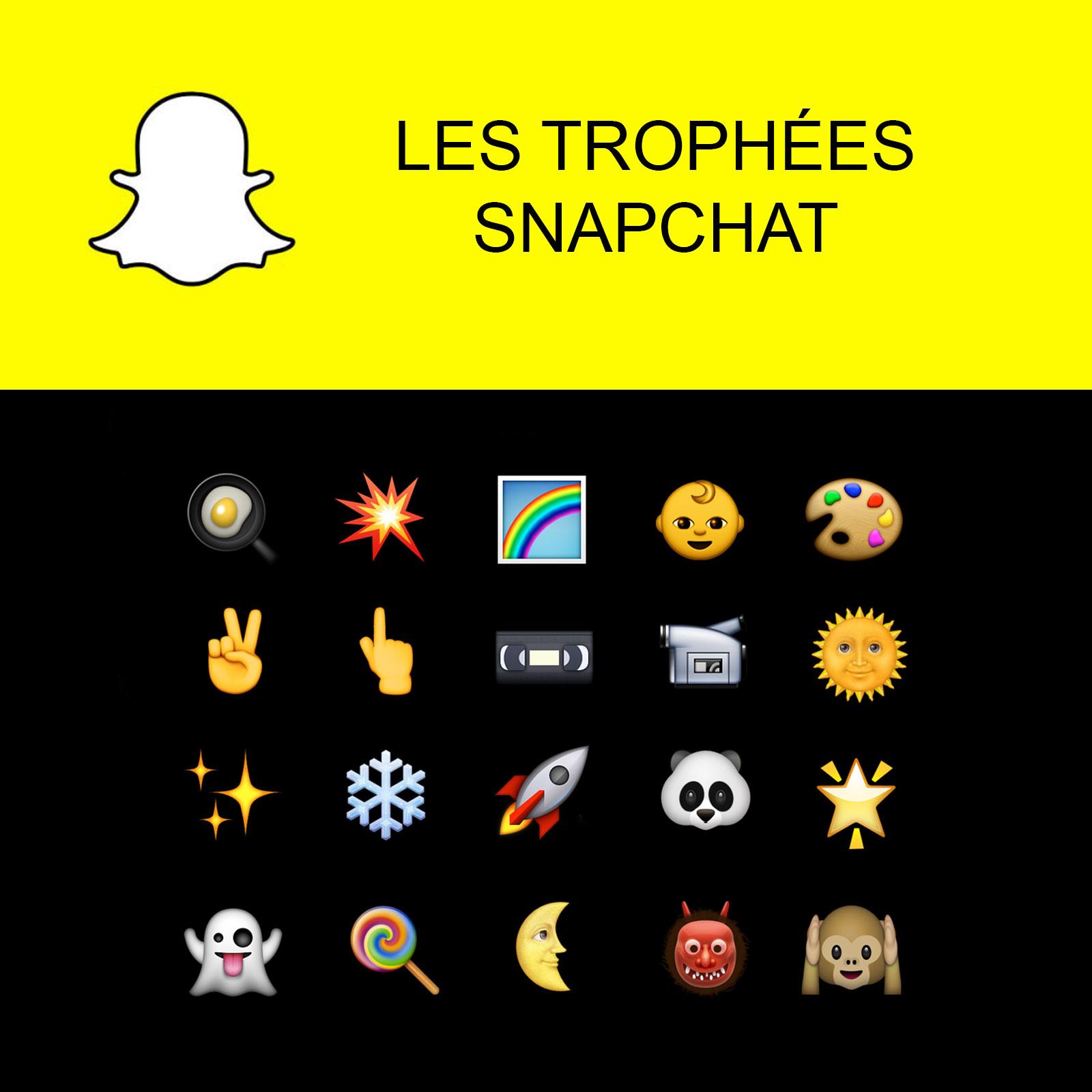 débloquer-trophées-snapchat
