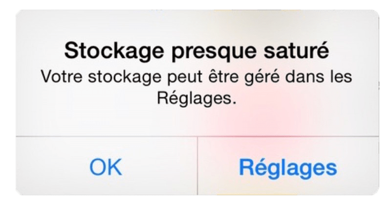 Stockage-presque-saturé-iphone