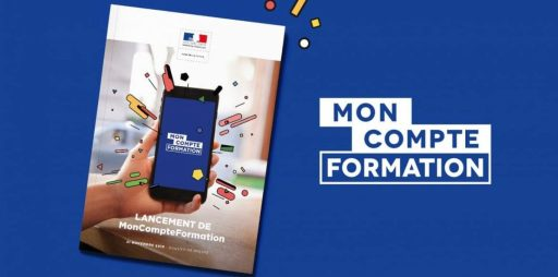 Application CPF, Mon Compte Formation