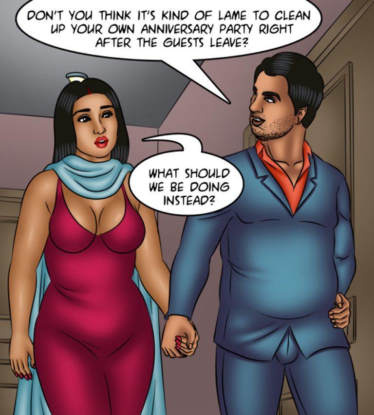 Savita Bhabhi - Episode 122 - Time Machine