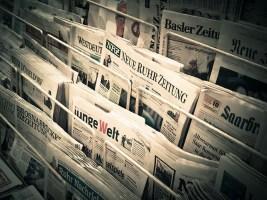 novine u Njemačkoj