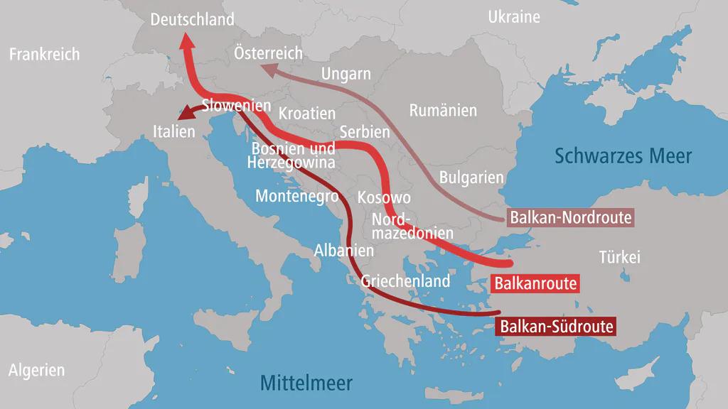 Ministar unutrašnjih poslova Austrije: Migrante u BiH i Srbiji ćemo vratiti u zemlje porijekla