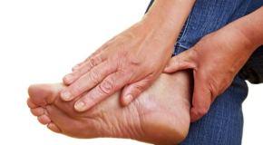 Bolna stopala – prva pomoć