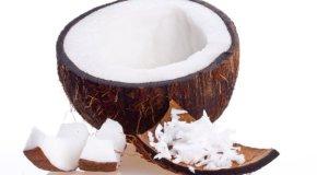 Kako očistiti kokosov orah