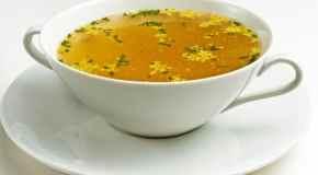 Smeđa juha