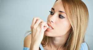 Kako prestati gristi nokte