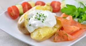 krumpir s vrhnjem